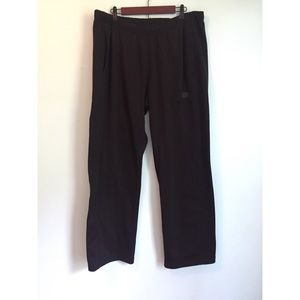 Men's North Face Black Sweatpants Size XL